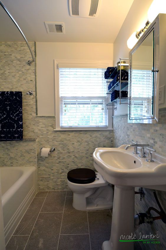 Elegant Bathrooms Designs A Tiny But Elegant Bathroom Decoratednicole Lanteri  Rooms