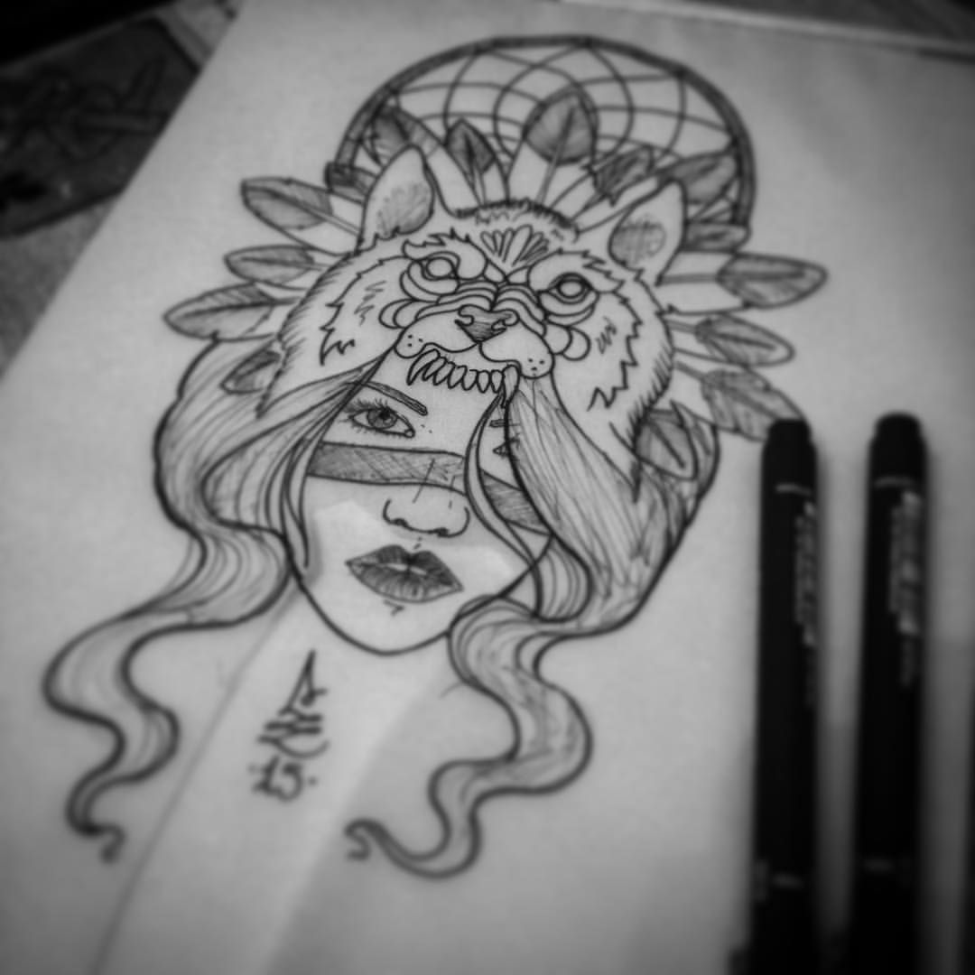 Black And White Neo Traditional Tattoos Traditional Tattoo Tattoos Neo Traditional Tattoo