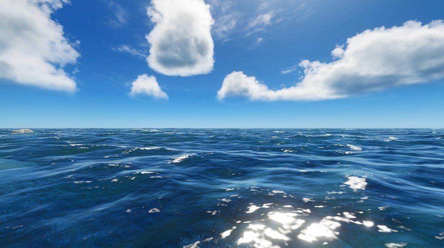 Stranded deep Ocean