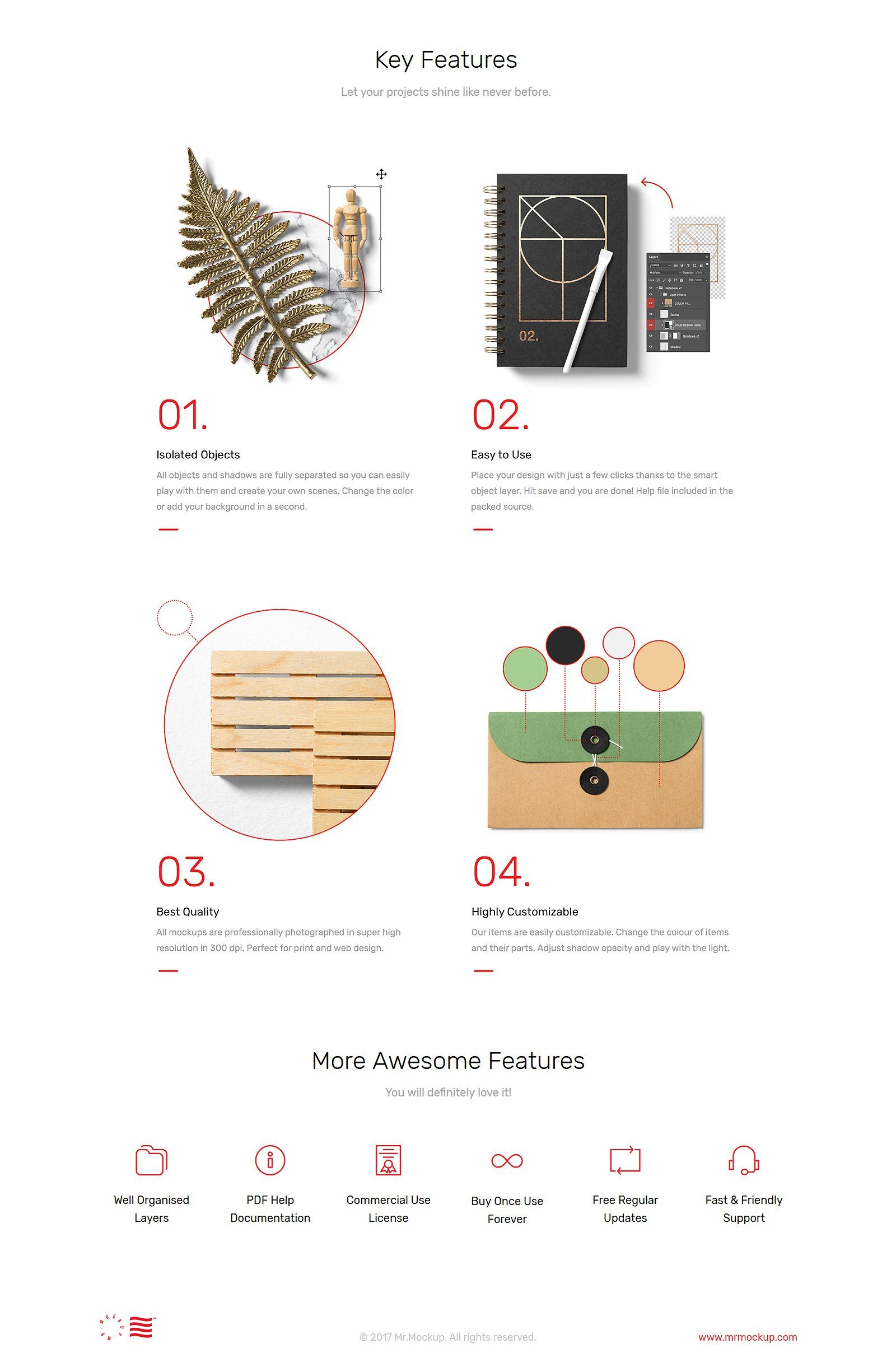 Download Psd Mockup Bundle All In One Stationery Mockup Stationery Corporate Stationery PSD Mockup Templates