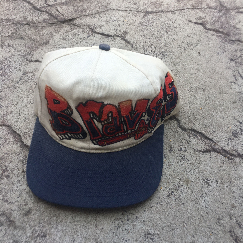 Your Place To Buy And Sell All Things Handmade Atlanta Braves Snapback Hats Baseball Hats