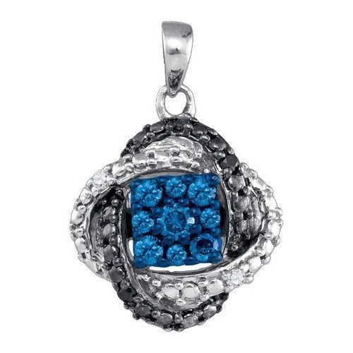 1/4CTW-Diamond FASHION PENDANT
