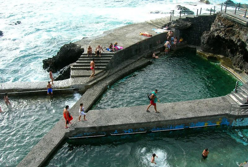 Isla la palma piscinas naturales la fajana naturaleza y viajes espacio p blico la palma - Piscinas 7 islas ...
