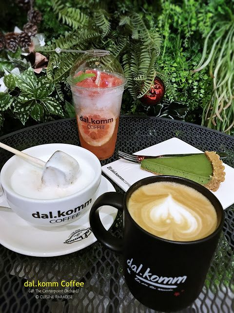 Review Dal Komm Coffee Singapore Singapore Coffee One Cafe