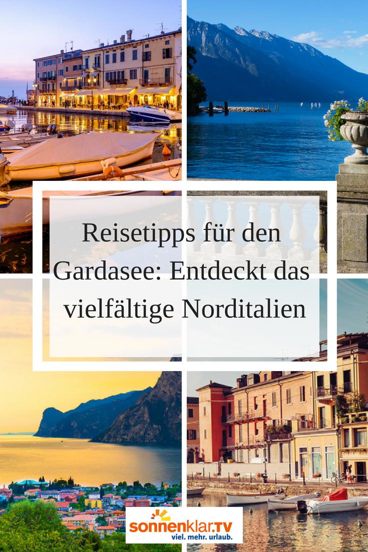 Der Gardasee Ist Eines Der Beliebtesten Reiseziele Der Deutschen