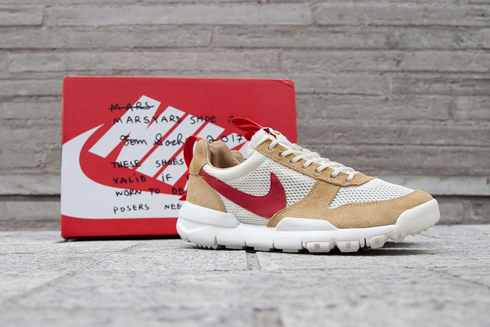 Releasing: Tom Sachs x NikeCraft Mars Yard 2.0 - EU Kicks: Sneaker Magazine