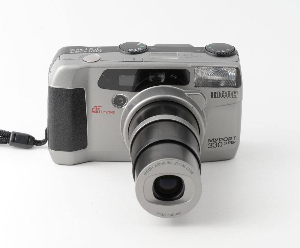 Wonderful Myport Collection Of Ricoh 330 Super 35mm Point And Shoot