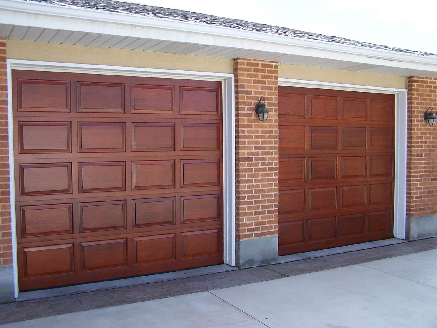 porte de garage m.b