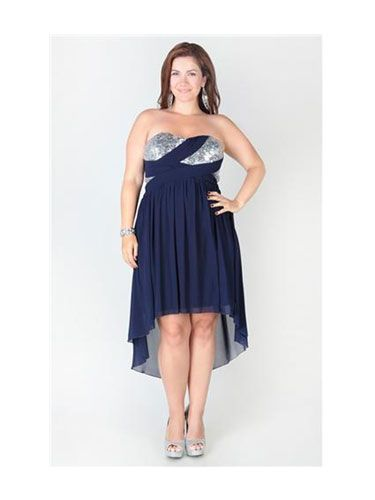Hot Damas Dresses Under $100!   Plus size homecoming dresses ...