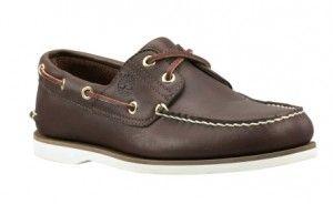 Timberland Zapatos de Cordones Para Hombre Marrón Cuoio cPNHibtp