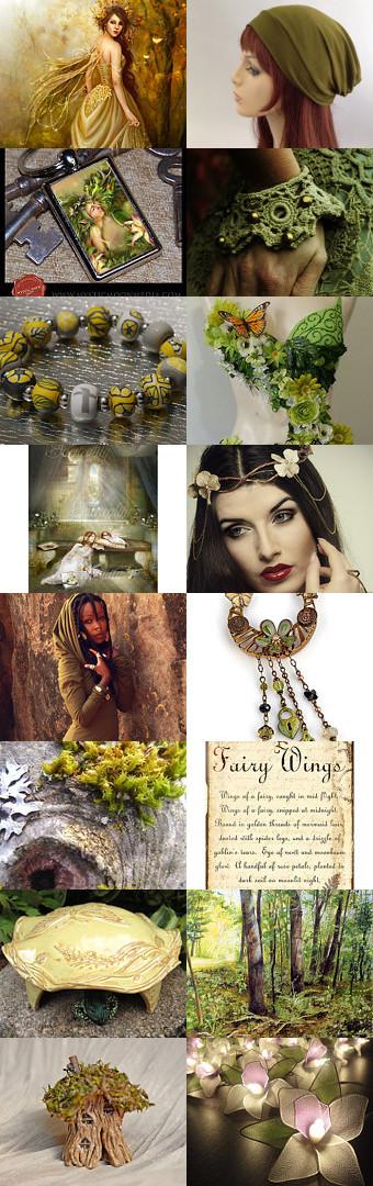 Through the Fairy Door by Leanna on Etsy--Pinned with TreasuryPin.com