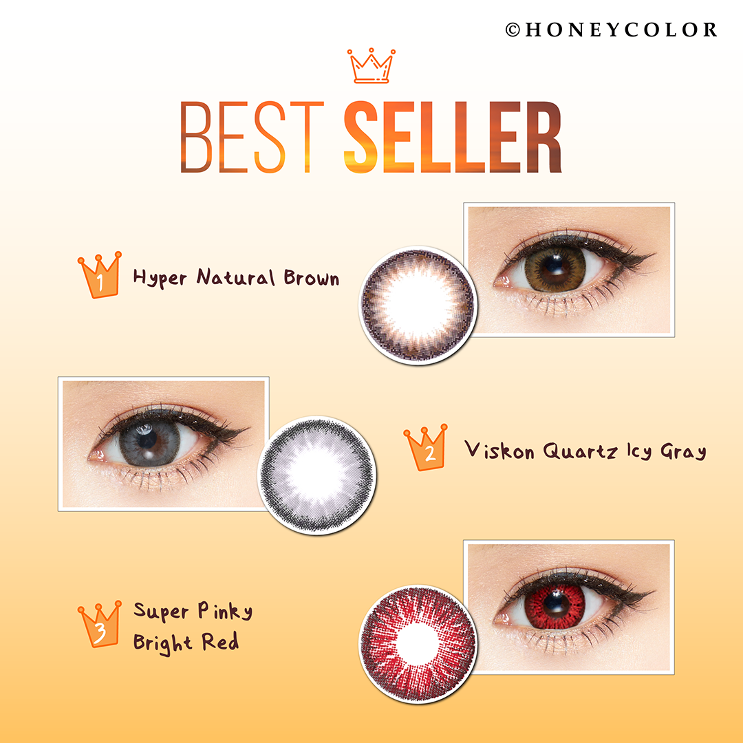 73eec69c532723 HoneyColor s Best-Selling in  August! Any of these to your liking ...
