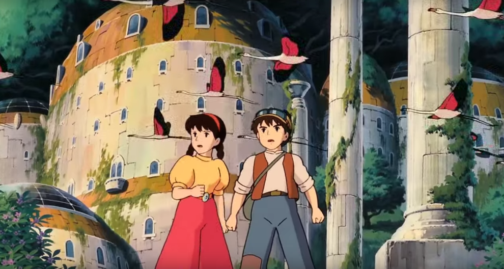 The Iconic Studio Ghibli Films Brought To Life By Michiyo