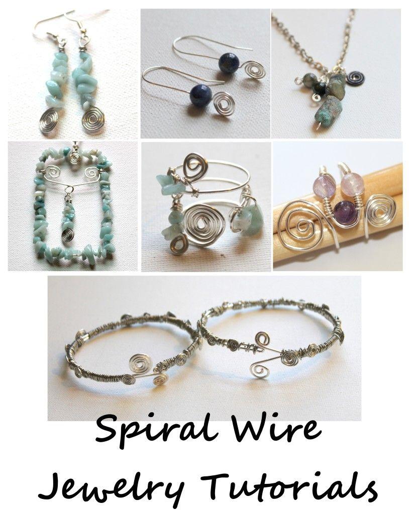 Intermediate Jewelry Making: Using Wire to Make Rings #diy #jewelry ...