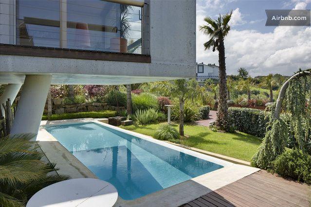 Villa Borobil - Exclusive, pool in San Sebastian