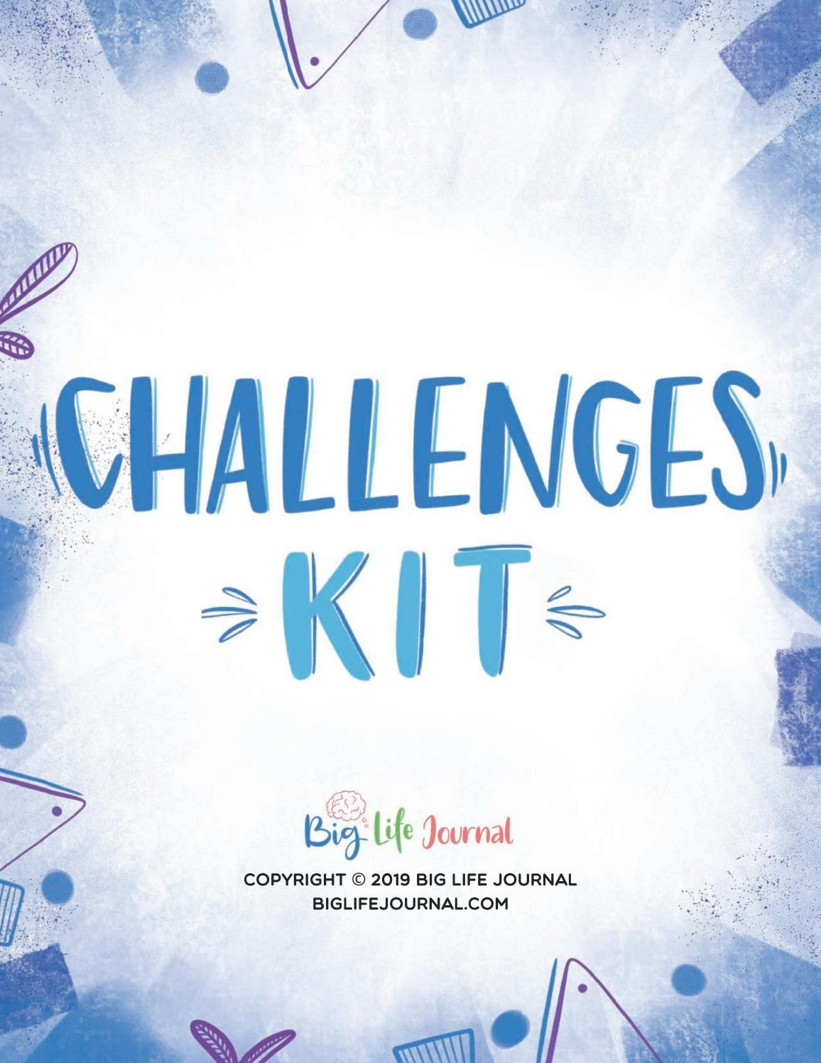 Challenges Kit In