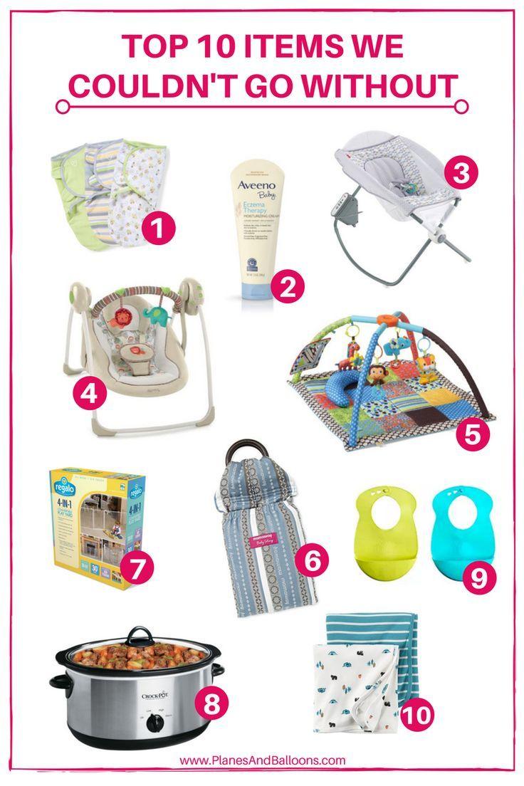 Essential Baby Registry Checklist Plus Free Printable Pdf  Baby
