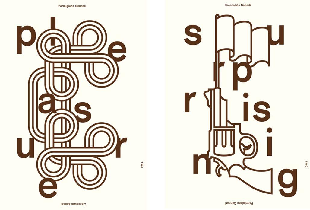 32 плаката о кулинарных рецептах - spazio9°1′