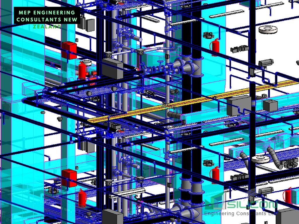 Cad Architectural Structural Mep Services Siliconec New Zealand Inspection 7 A Typical Hydraulic Motor Circuit Engineering360 Silicon Engineering Consultants Limited Offers Which Includes Plumbing