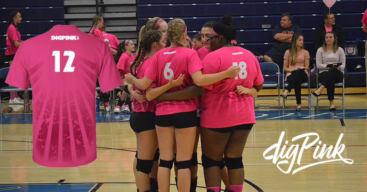 Surprise Your Club Volleyball Team With Fresh Dig Pink Jerseys Hot Off The Press Order Now To Get Them In Time For Your Next Tourna Dig Pink Jersey Shopping