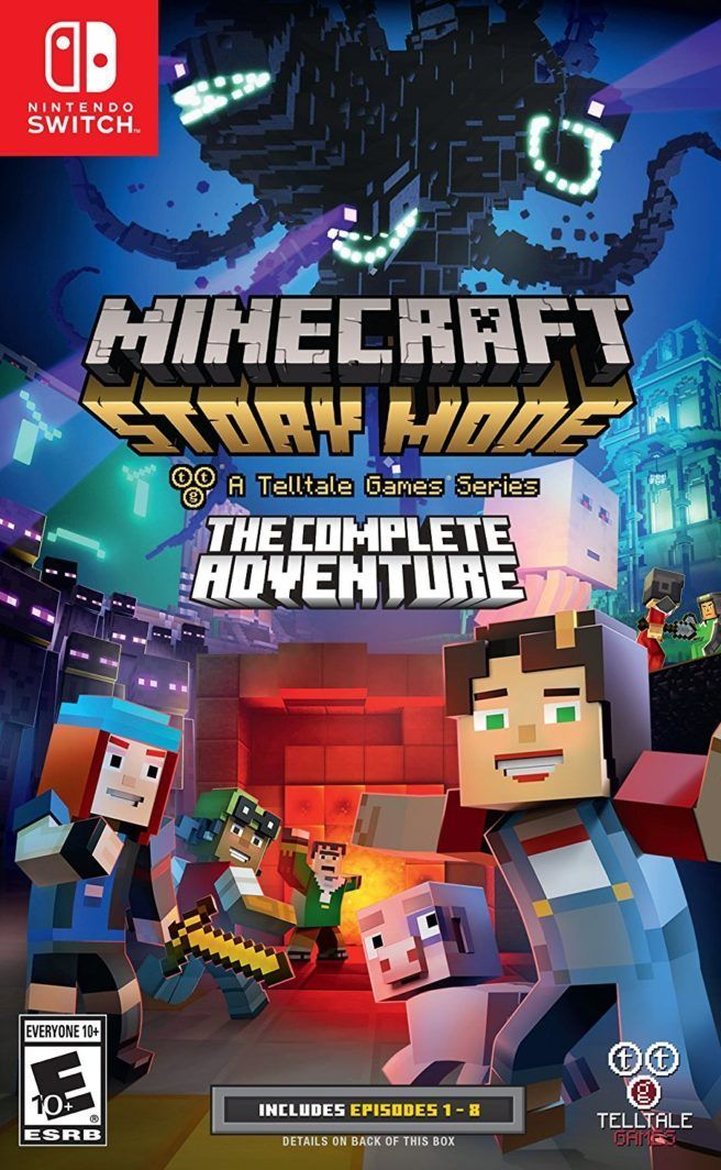 Minecraft Story Mode A Telltale Games Series L