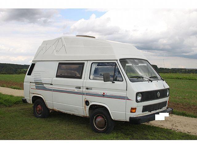 Vw T3 Hochdach Reimo Wohnwagen Mobile Kastenwagen In Beuren Balzholz Gebraucht Kaufen Bei Autoscout24 Trucks Vw T3 Syncro Vw T3 Vw Camping