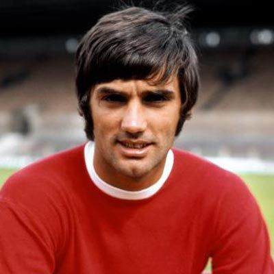 I used to go missing a lot... Miss Canada, Miss United Kingdom, Miss World.  George Best
