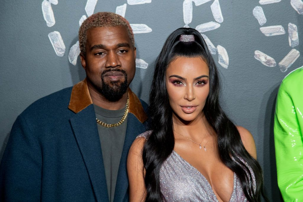 Nice Kim Kardashian And Kanye West Buy Out Movie Theaters For Fans To See Just Mercy En 2020