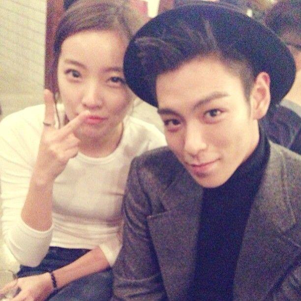 Choi Seung Hyun Girlfriend 2013 T.o.p, g-dragon, seungri
