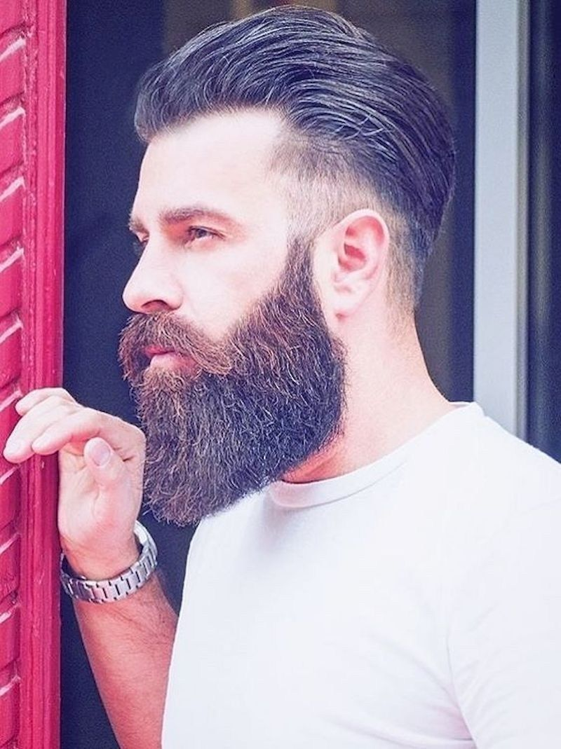 25 Best Long Beard Styles That Popular Nowadays Wass Sell Beard Beardstyles Mensfashion Menshair Long Beard Styles Beard No Mustache Beard Styles For Men