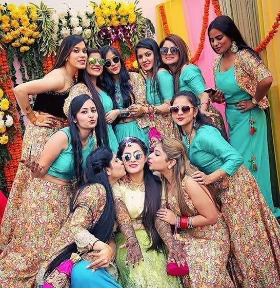 Top 10 ideas to celebrate mehndi ceremony impactfully