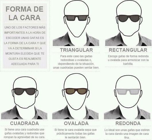 Diferentes Formas De Cara Mens Fashion Men Clothes Design