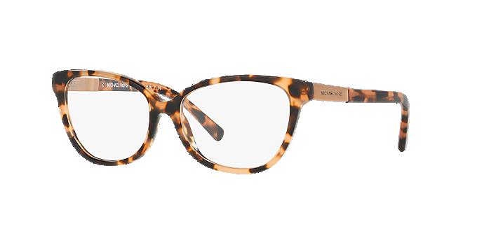 816f0b1b8b2e Michael Kors VIVIANNA II MK 4030 3162. Michael Kors Women s Eyeglasses  Vivianna II 3162 Pink Tortoise ...