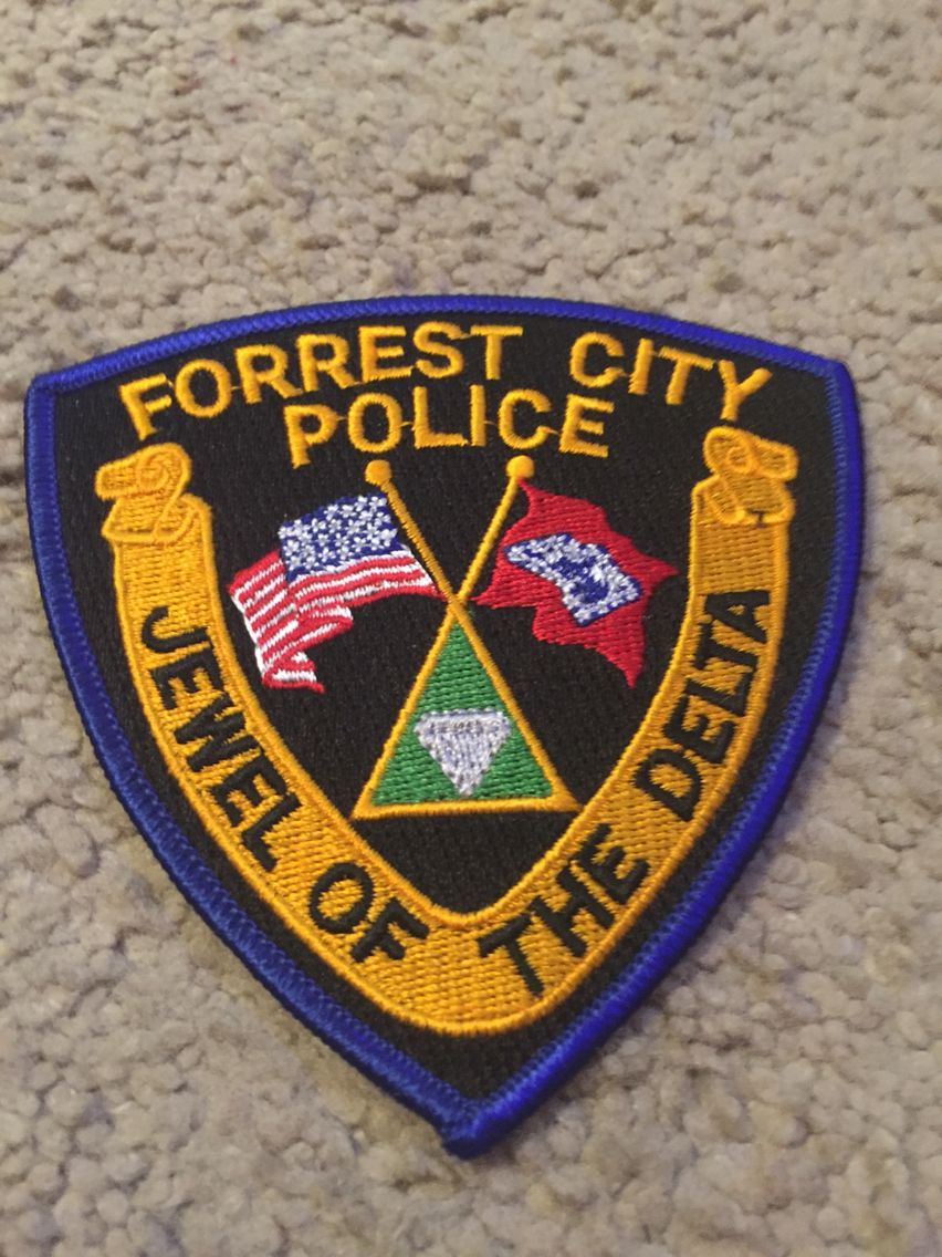 Forrest City Pd Texas Police Forrest City Police Patches