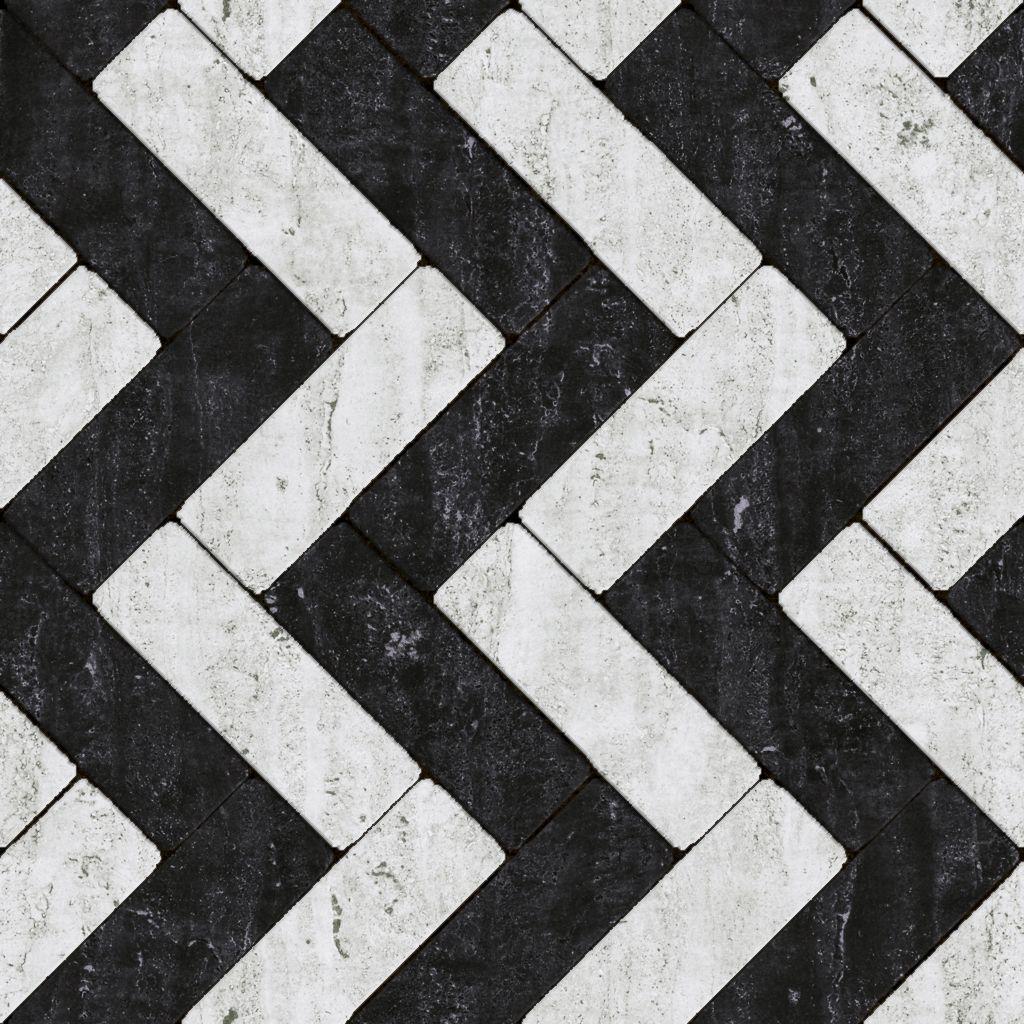 Black And White Porcelain Tile Marble Black White Tile