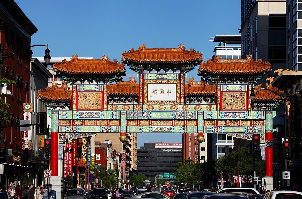Learn About The Chinatown Neighborhood In Washington Dc See A Guide To Restaurants