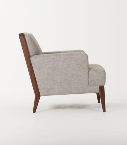 Morgan Brompton Lounge Chair 540 Following The Success Of The