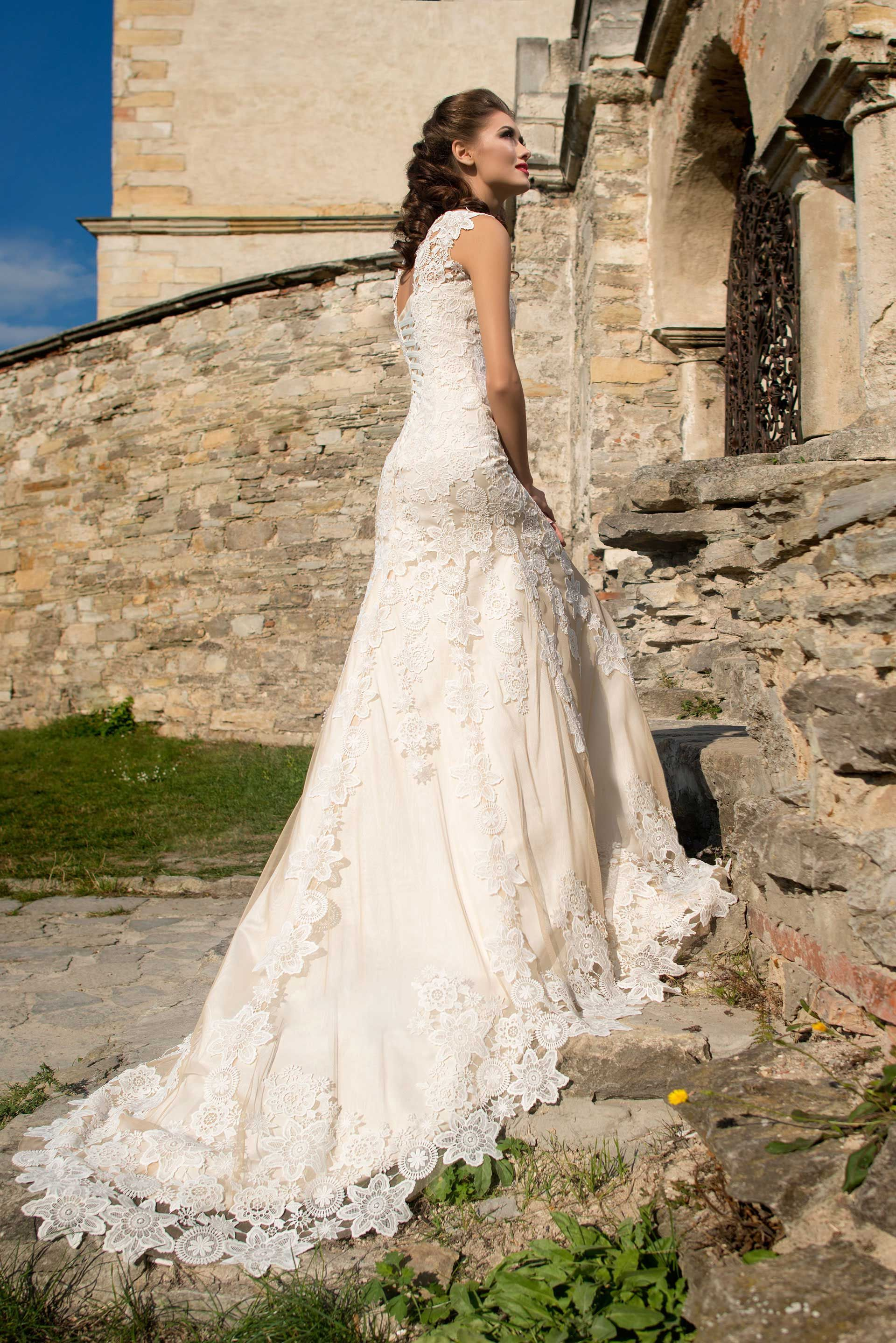 Wedding gown Rona Collection Your Day - Hadassa #wedding ...