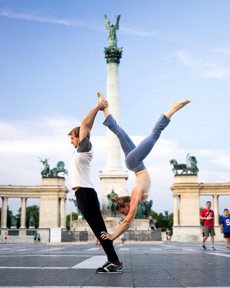 Acro Yoga Yoga Pose Yoga Inspiration Yogi Goals Partner Yoga Couple Yoga Couples Yoga Partner Yoga Poses Couples Yoga Poses