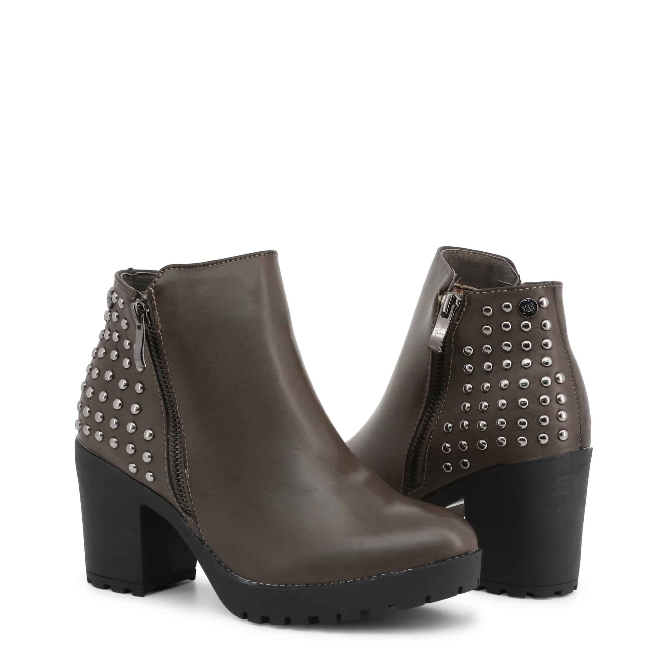 Xti - 48456 - Grey • Ankle boots, Shoes
