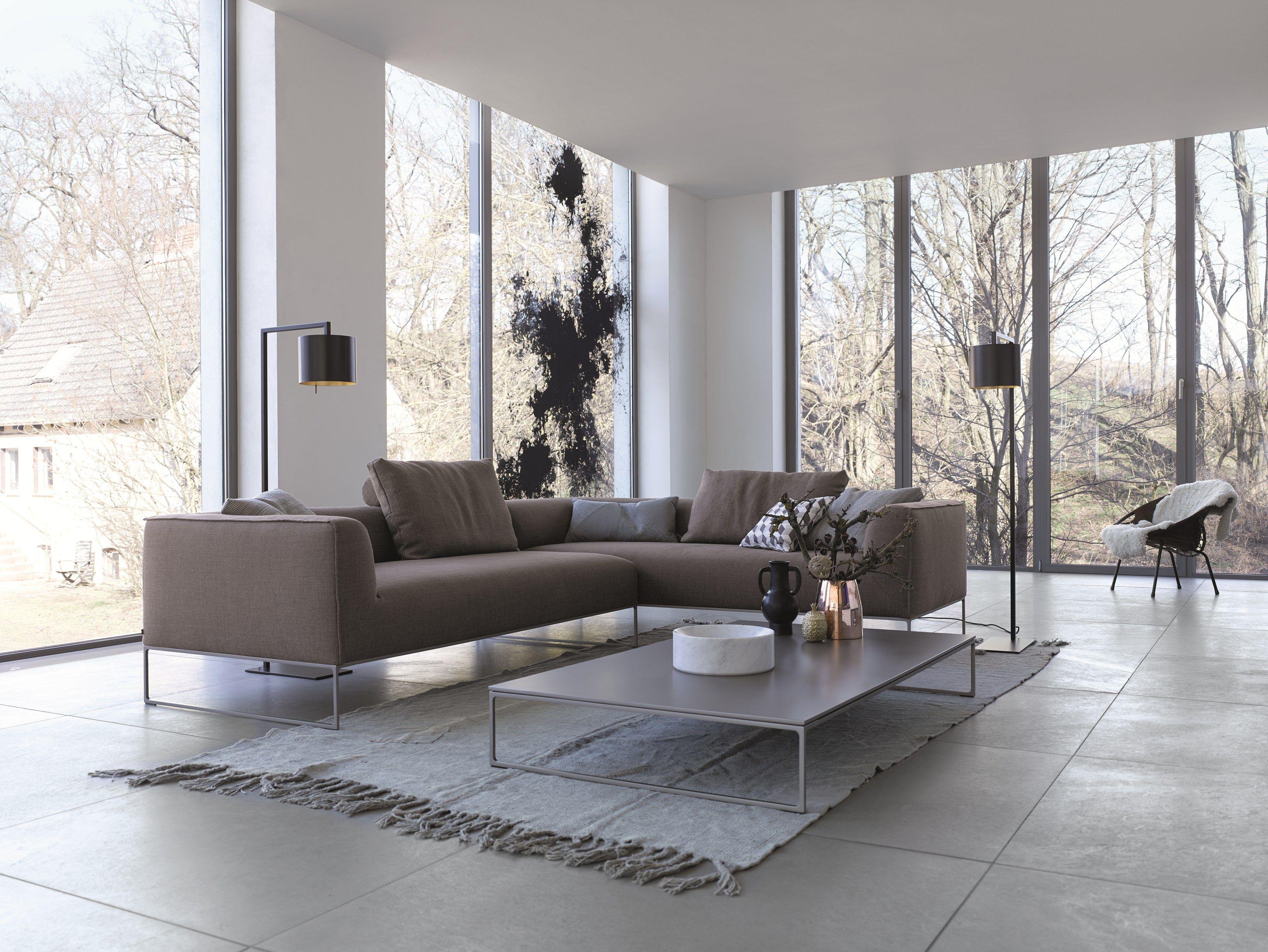 MELL LOUNGE Anbausofa by COR Sitzmöbel Helmut Lübke Design Jehs