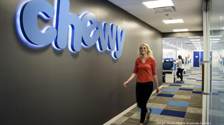 Distributor Severs Ties With Chewy Following 3 35b Petsmart Acquisition Business Journal Job Goals Coding