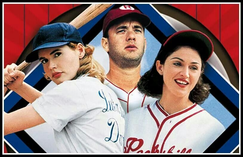 A league of their own. 1992. One of my all time favorite movies!