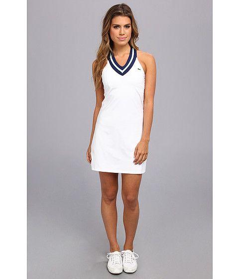 Lacoste Sleeveless Technical V Neck Tennis Dress Lacoste Tennis Dress Tennis Dress Lacoste Dress