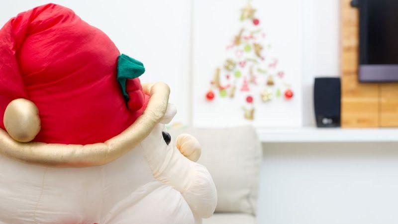 E o Natal chegou por aqui!