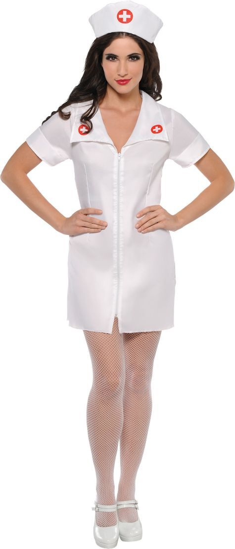 409be531f Adult Hospital Honey Nurse Costume - Party City