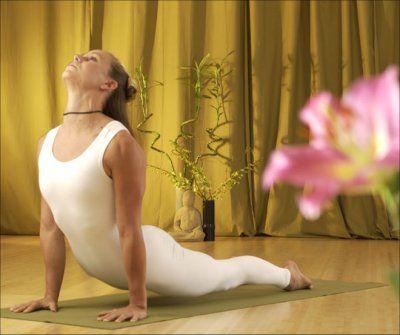 Yoga Pose from Vern Yoga » Yoga Pose Weekly