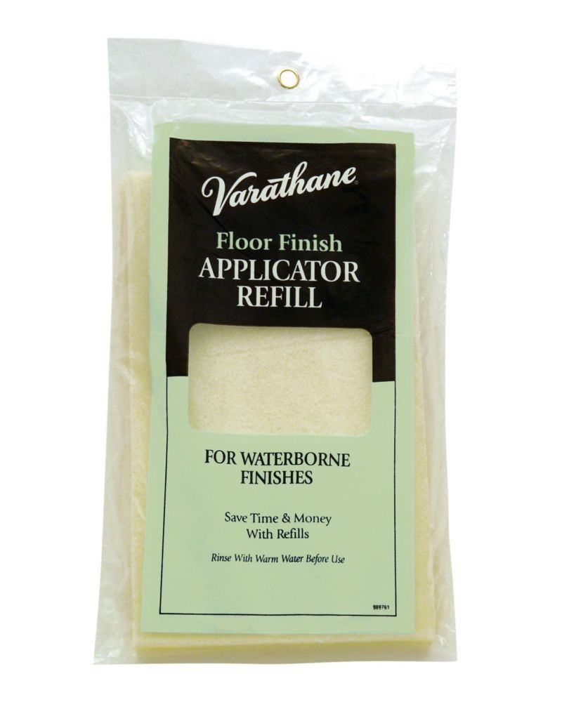 Floor Finish Universal Applicator For Water Oil Based Stains