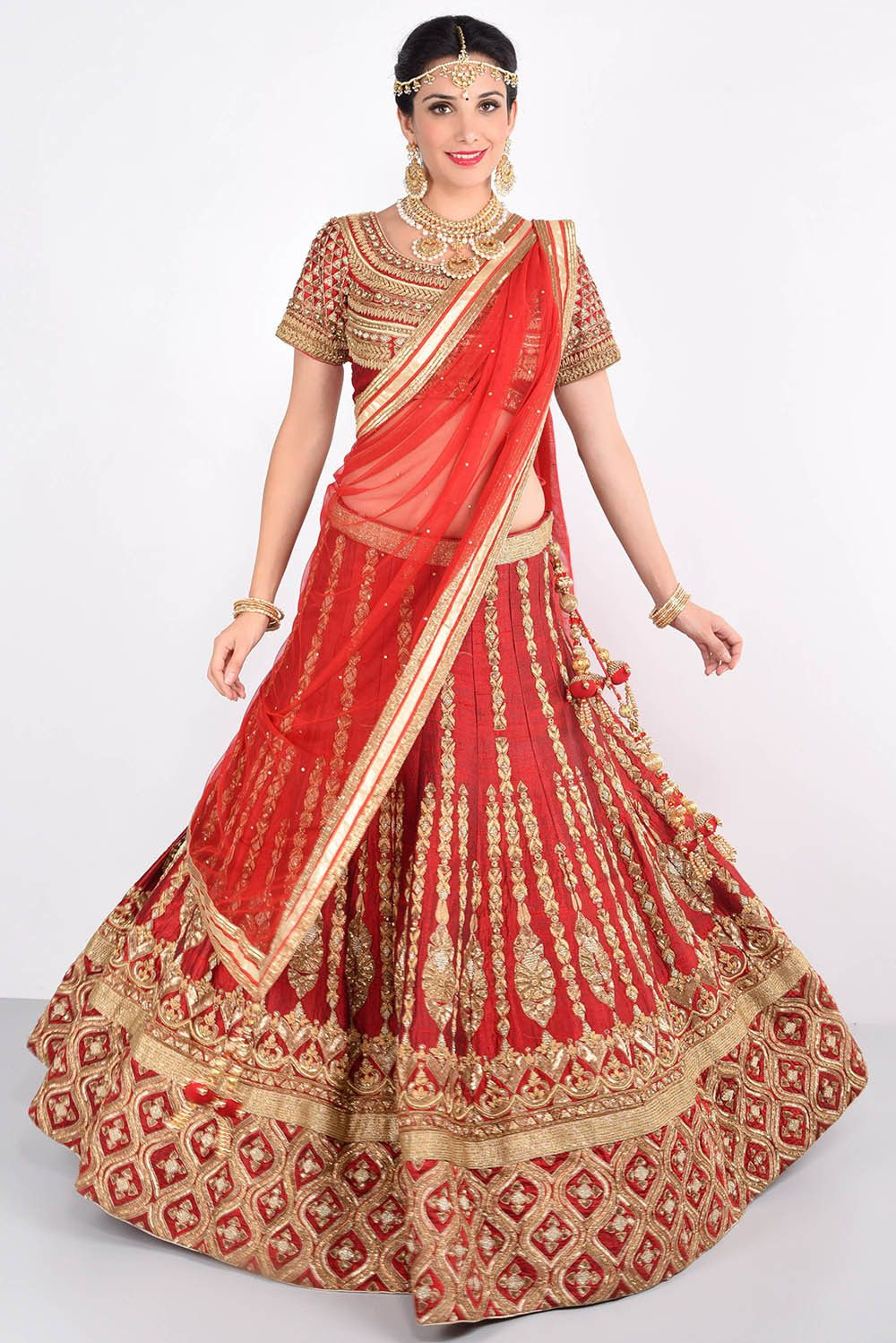 On demand wardrobe bridal lehenga indian outfits and indian wear