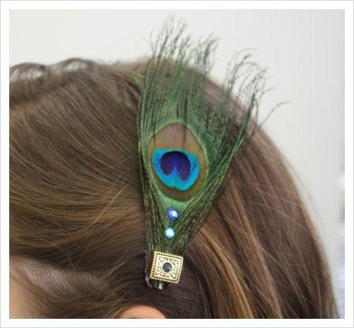 DIY Divas: Wedding Hair Accessories « Wedding Style, Planning & Inspiration | the Wedding Paper Divas Blog @Allison Lynn